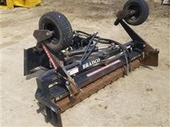 Bradco Skid Steer Power Rake