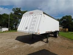 1996 Fab Tech Grain Hopper Trailer