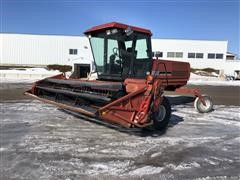 1989 Case IH 8830 Self Propelled Windrower
