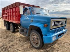 1978 Chevrolet C60 S/A Grain Truck
