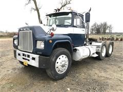 1983 Mack R686ST T/A Truck Tractor