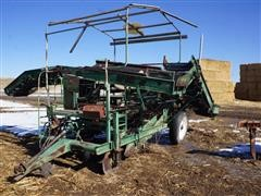 Lockwood Markette 2 Row Potato Harvester