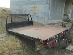 11' Steel Flatbed