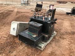 Fuel Tanks/Tool Box
