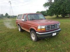 1994 Ford Bronco 4x4 SUV