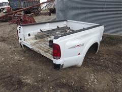 Ford Dually Truck Box