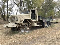 AM General M95A1 5-Ton Cargo Truck 6X6 W/(2) Beds
