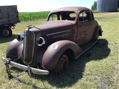 1936 Chevrolet 2-Door Coupe Car