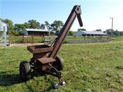 "Nichol 0300 Portable 10"" Roller Mill"