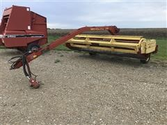 New Holland 114 Pull Type Windrower