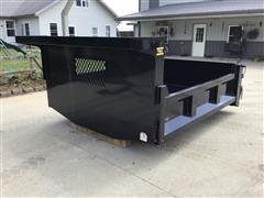 2020 Laramie Dump Truck Bed