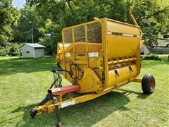 2005 Haybuster 2650 Balebuster Bale Processor