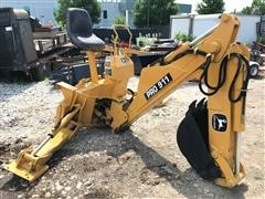 John Deere Pro 911 Extended Backhoe Skid Steer Attachment