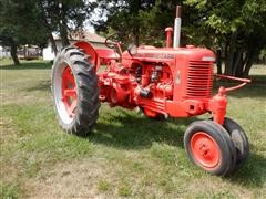 1952 Case SC 2WD Tractor