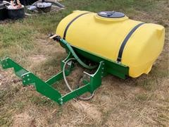 Agri-Products Elliptical Front Mount Tank