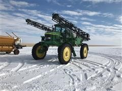 2004 John Deere 4710 Self Propelled Sprayer