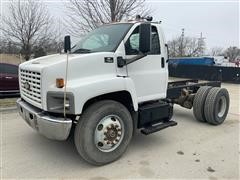 2006 Chevrolet C7500 S/A Cab & Chassis Truck