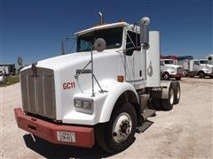 2005 Kenworth T/A T800 Day Cab Truck Tractor W/Wet Kit