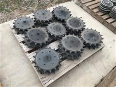 Copperhead Planter Press Wheels