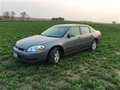 2008 Chevrolet Impala LT 4-Door Sedan