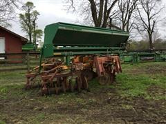 Great Plains LS12 Levee Plow/Seeder