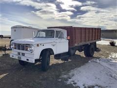 1965 Dodge D500 S/A Grain Truck