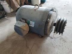 Lincoln AC Motor 3 Phase 40 H.P. Horizontal Irrigation Motor