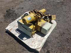 Yale KEW1-19ST15S2 2000 LB Trolley Hoist