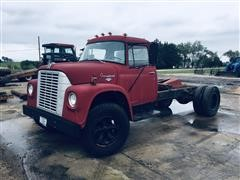 1970 International Loadstar 1600 Cab & Chassis