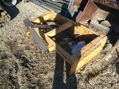 Soil Mover 3-Pt Box Scraper