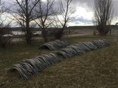 Irrigation Ditch Siphon Tubes