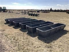 Behlen Poly Feed Bunks
