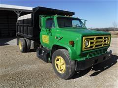 1988 GMC 7000 S/A Dump Truck