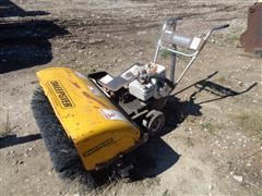 Sweepster C36 Walk Behind Sweeper For Parts
