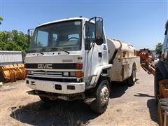 1992 GMC 7000 Water Truck