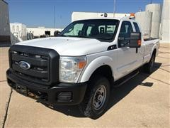 2011 Ford F250XL Super Duty 4x4 Extended Cab Pickup Truck