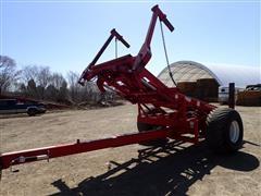 2012 Pro Ag 12SR Large Square Bale Mover