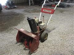 Snapper 4220 Self Propelled 2 Stage Snow Blower