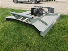 Brute Rotary Cutter Skid Steer Attachment