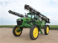 2005 John Deere 4720 Self-Propelled 4WD Sprayer