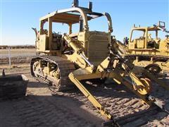 Caterpillar D7G Cable Plow