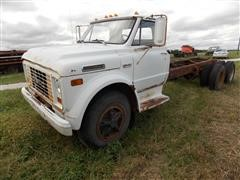 1972 GMC 6500 T/A Cab & Chassis