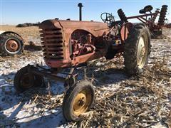 1950 Massey Harris 44 2WD Tractor