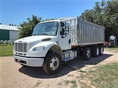 2007 Freightliner Business Class M2-106 Tri/A Grain Truck