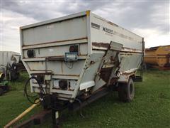 Botec 4072 Horizontal TMR Mixer