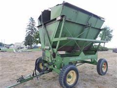 John Deere 1510 Forage Wagon