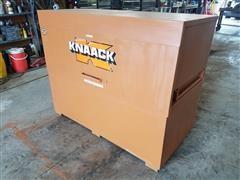 Knaack Construction Job Box