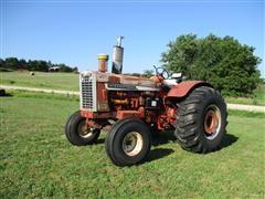 1966 International 1206 Wheatland 2WD Tractor