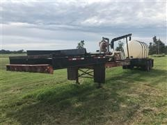 1990 Reinke Seed/Liquid Tender Trailer