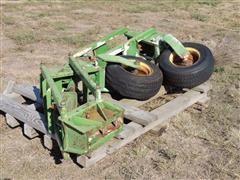 John Deere Hydraulic Lift Assist Wheels